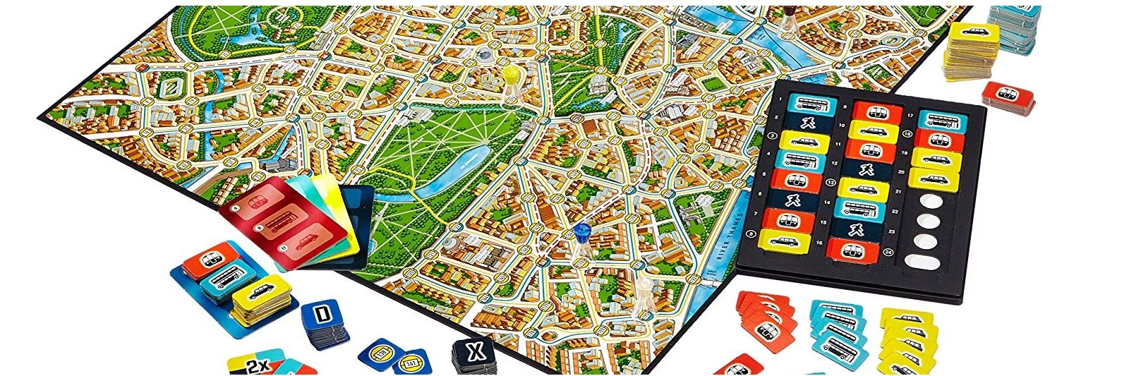 Ideal The London Board Game from