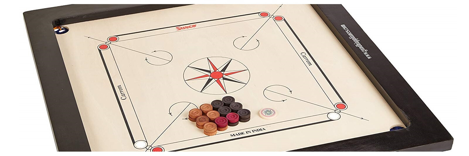 Carrom Board Rules | Carrom Board Tips & Tricks | Carrom ...