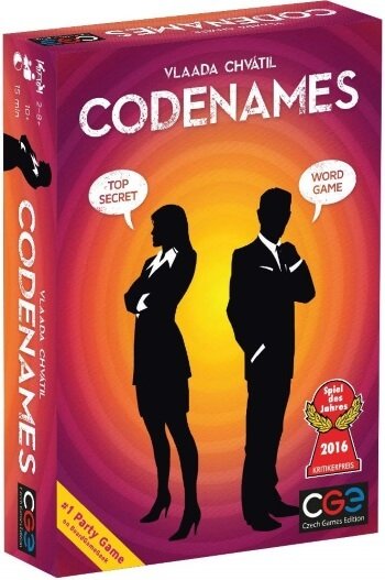 Codenames Board Game Review, Rules & Instructions