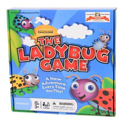 The Ladybug Board Game Review, Rules