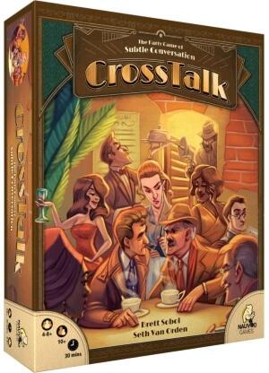 Crosstalk box cover