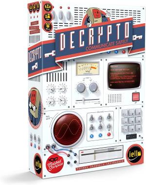 Decrypto game box cover