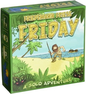 Friday game box cover