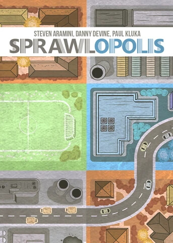Sprawlopolis game box cover