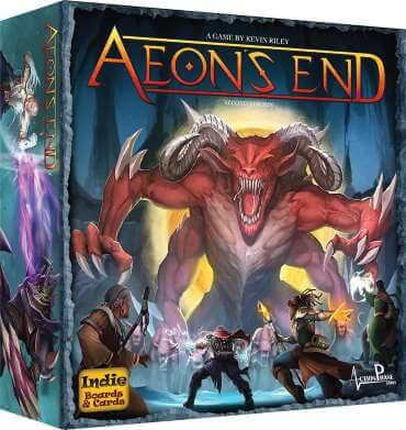 Aeons End board game box cover