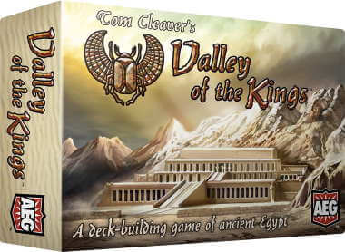 Valley of The Kings Game box cover