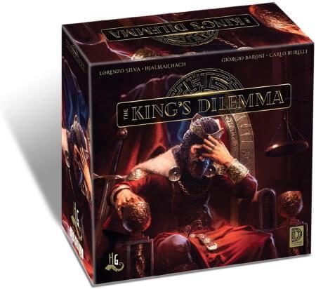 The Kings Dilemma Game box